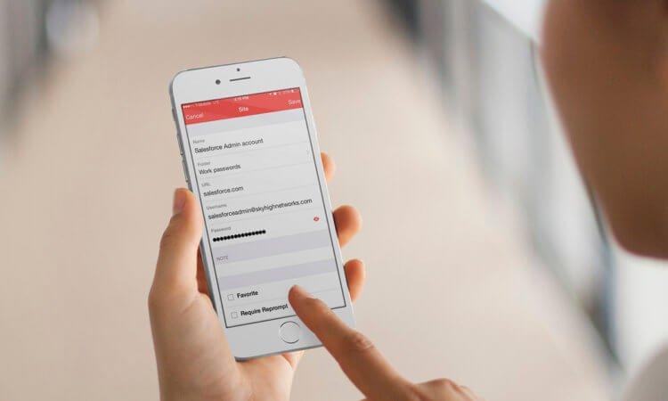 Менеджер паролей для iPhone и музыкальная игра: скидки в App Store