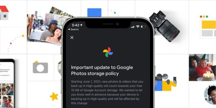 Google Фото против iCloud Фото: где лучше хранить фотографии?