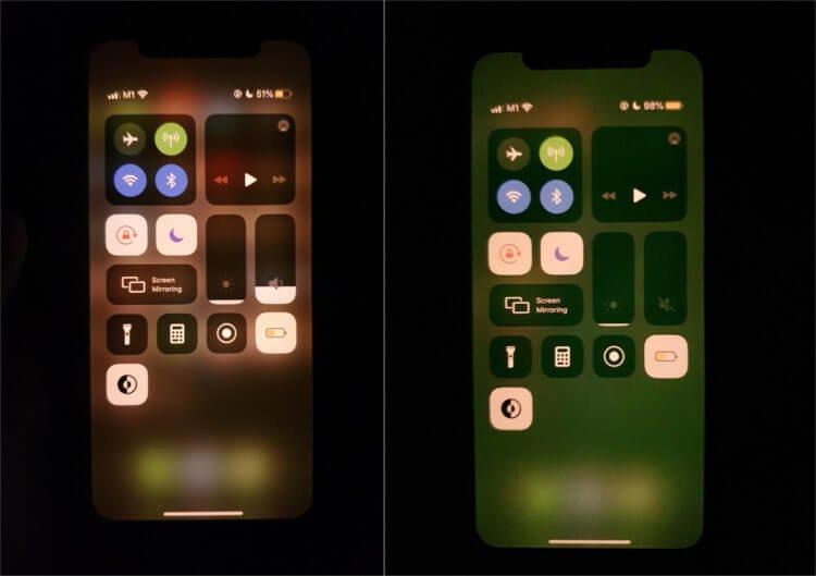 Владельцы iPhone 12 жалуются на зелёный экран. Что делать