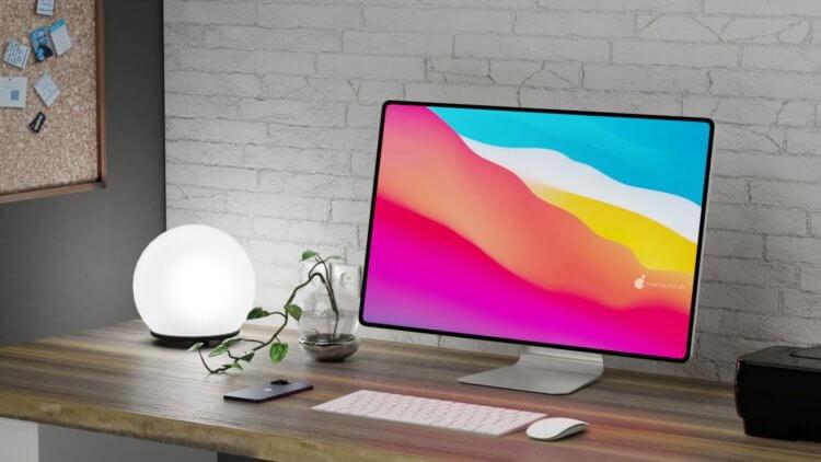 Apple может показать iMac на Apple Silicon уже сегодня — как он будет выглядеть?