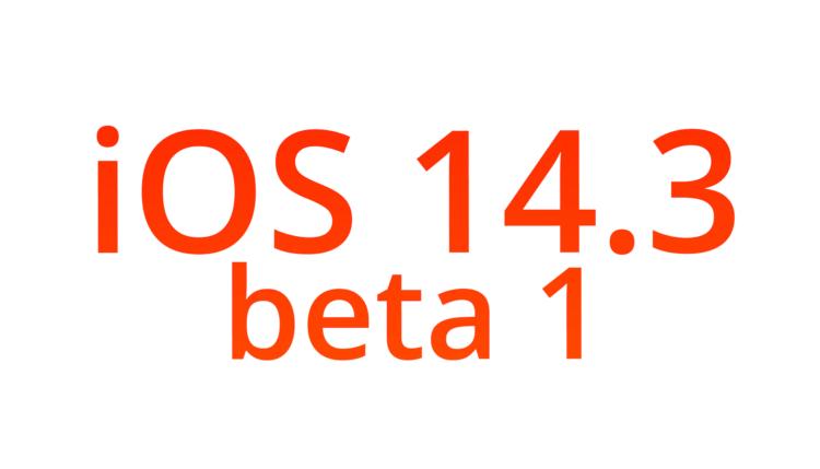 Apple выпустила iOS 14.3 beta 1 с форматом ProRaw. Как установить