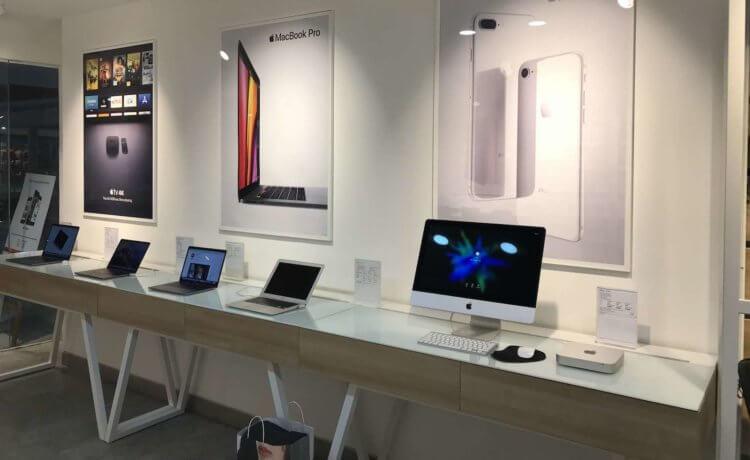 Apple повысила цены почти на все компьютеры Mac в России