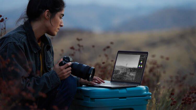 Почему Apple убрала из продажи MacBook Air на Intel, а MacBook Pro — нет