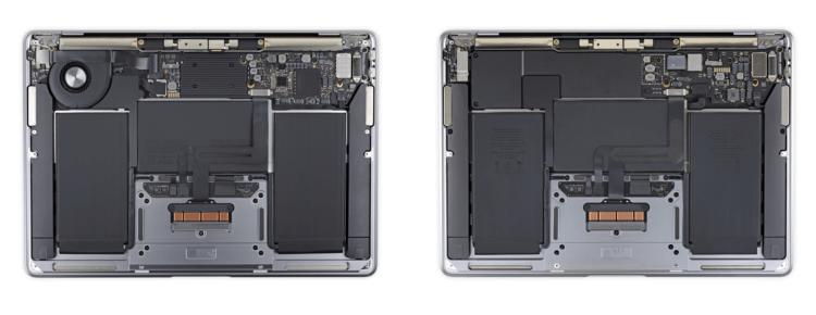 Что внутри новых MacBook с чипом M1 и чем они отличаются от Mac на Intel