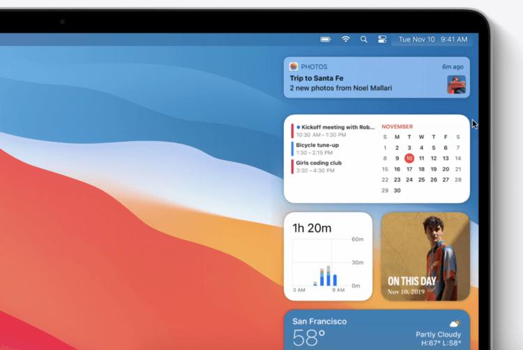 Apple выпускает macOS Big Sur. Что нового и как установить