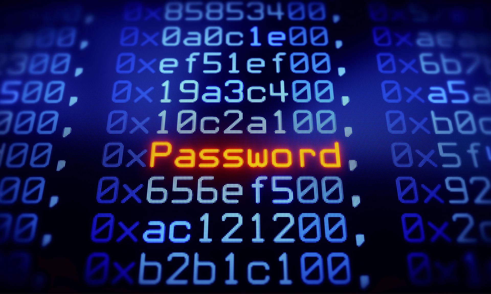 Заканчивается 2020 год, а список худших паролей все еще возглавляет «123456»