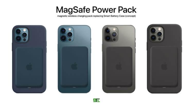 Как MagSafe позволит Apple сделать чехол-аккумулятор здорового человека