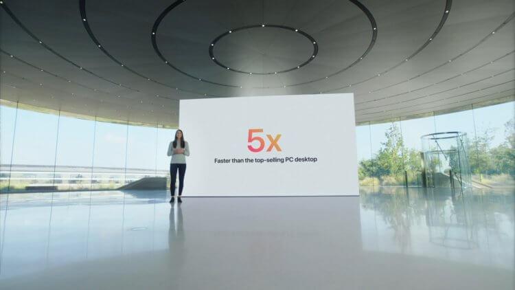 Apple представила новый MacBook Air с процессором M1