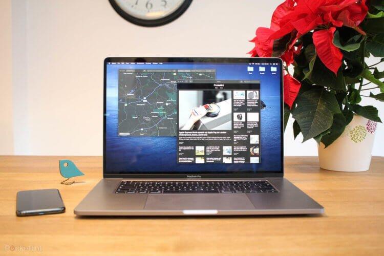 Apple готовит новый чип M1X — для 16-дюймового MacBook Pro. И он еще мощнее