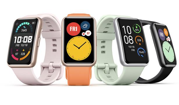 часы Huawei Watch Fit