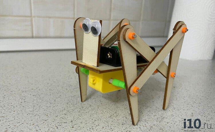 Робот, колыбель Ньютона и крутой упаковщик — очередная дичь с Aliexpress