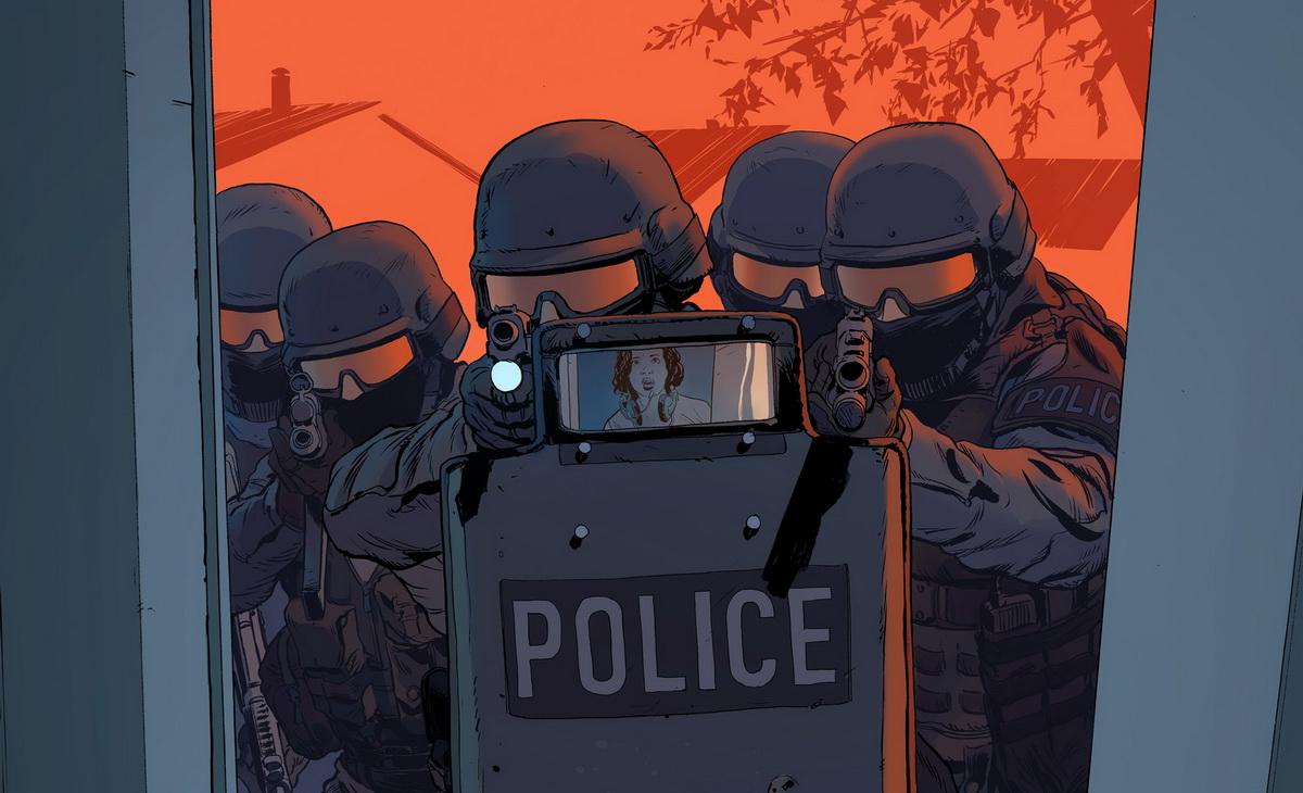 ФБР: пранкеры взламывают IoT-устройства, чтобы вести прямые трансляции полицейских рейдов