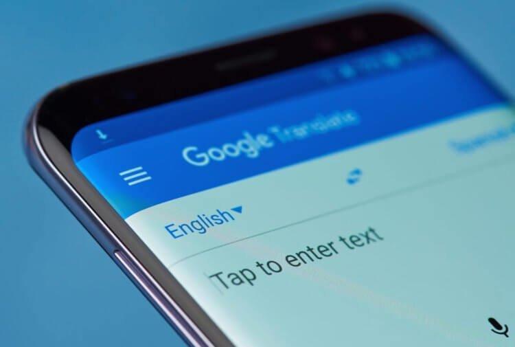 Как на iPhone переводить речь с русского в текст на английском