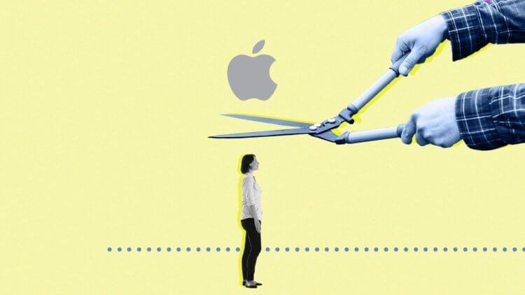 Apple предупредила о новом условии удаления приложений из App Store