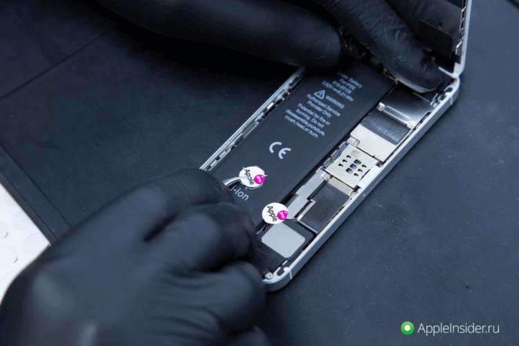 Ремонт iPhone 12 стал сложнее — как теперь заменить аккумулятор?