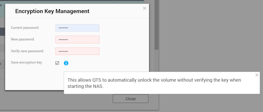 Слои защиты. Три уровня шифрования в сетевых хранилищах QNAP