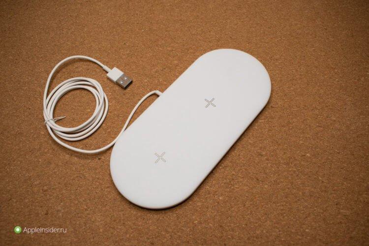 Обзор AirPower из Китая: Apple не удалось, а они смогли?