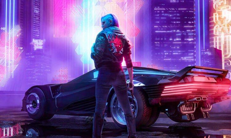 Как играть в Cyberpunk 2077 на iPhone и iPad