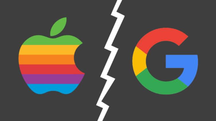 Как Apple не даёт Google творить беспредел в развитии интернета