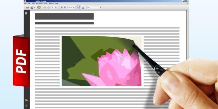 Как извлечь картинку из PDF на macOS и iOS