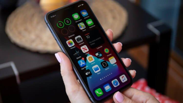 Пользователи пожаловались на быструю разрядку iPhone на iOS 14.2