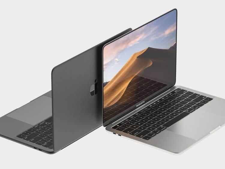 MacBook с чипом M1 хороши, но почему у них такой же дизайн?