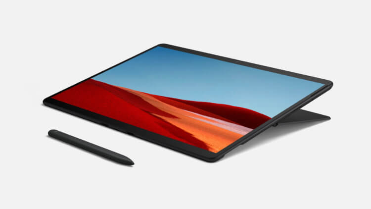 Это провал? Surface Pro X на ARM сравнили с MacBook Air на M1