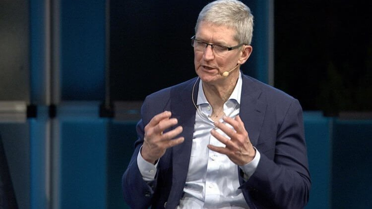 Тим Кук: об Apple Watch, пандемии COVID-19, AR и автомобилях