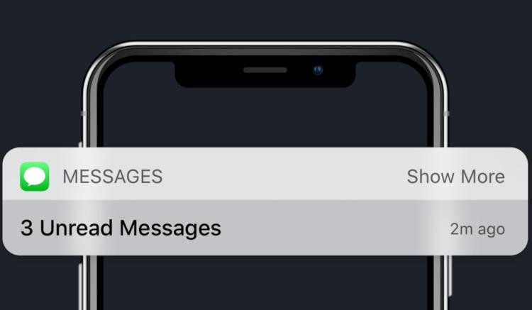 Пользователи iOS пожаловались на отсутствие уведомлений о новых сообщениях