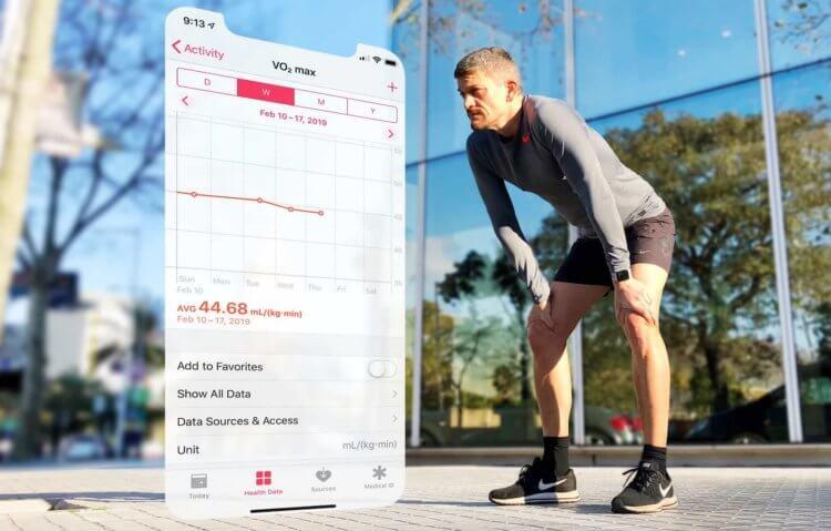 На Apple Watch появились уведомления о кардиовыносливости. Что это и как работает