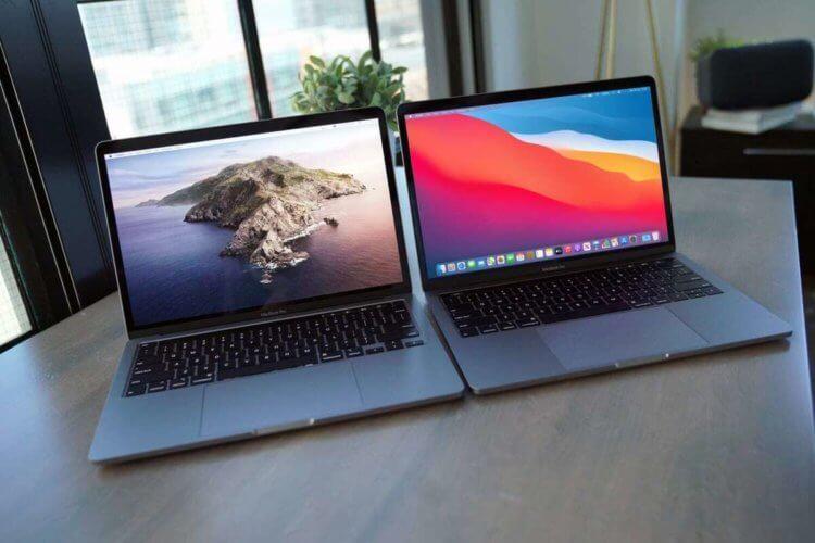 Почему дизайн Mac не меняется уже несколько лет?