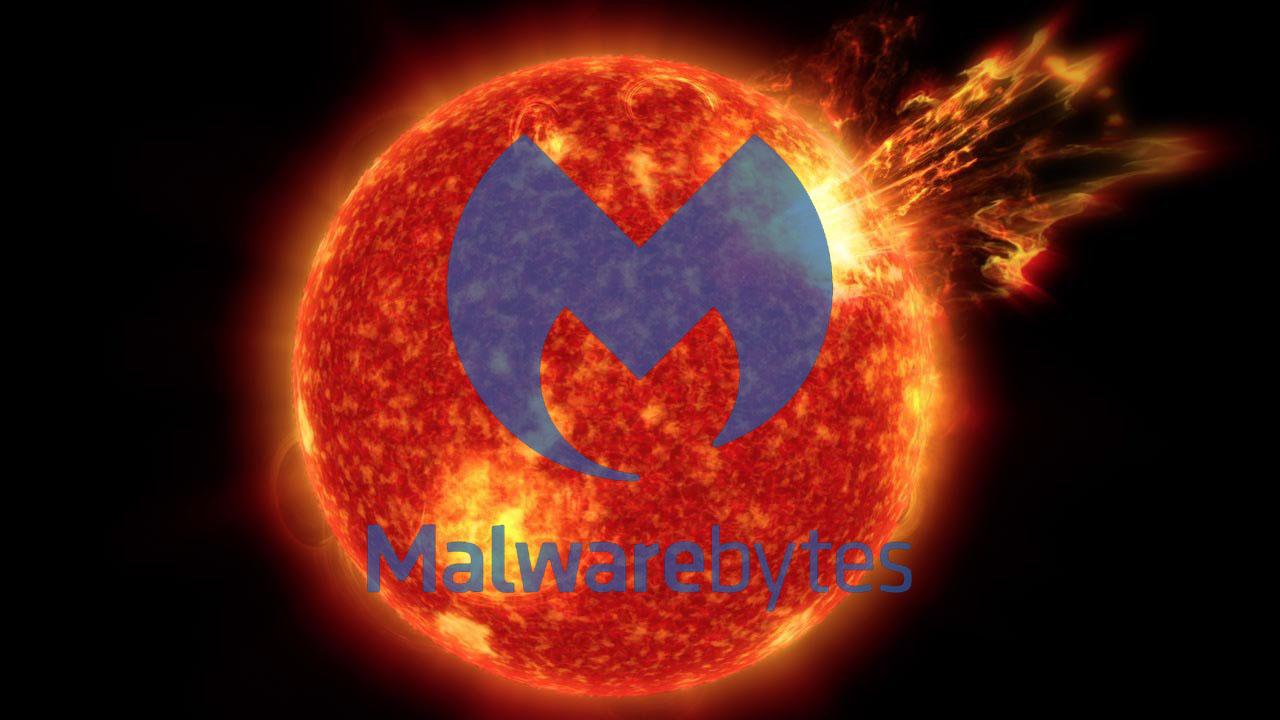 Компания Malwarebytes пострадала от рук хакеров, взломавших SolarWinds