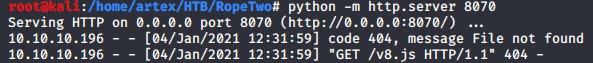 Разбираем V8. Заглядываем под капот Chrome на виртуалке с Hack The Box