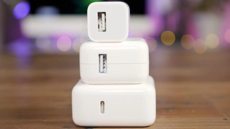Продажи зарядников для iPhone в России взлетели в 6 раз