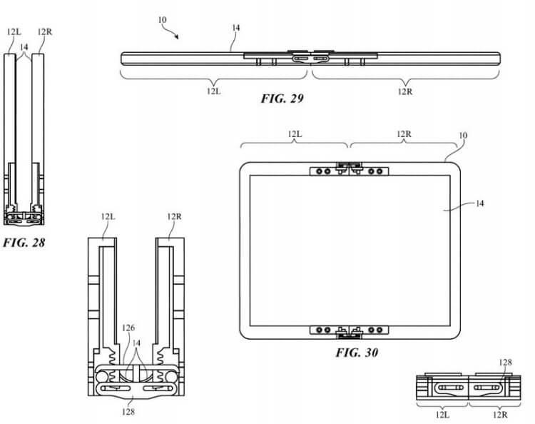 Apple готова делать сгибаемый дисплей, но появится он не в iPhone