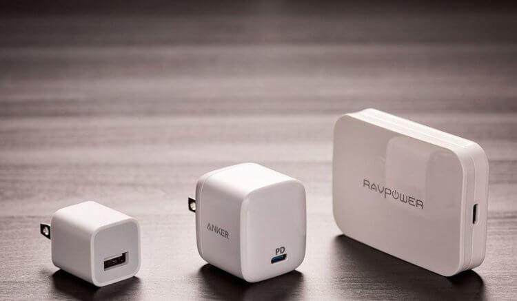 Почему зарядные устройства Apple такие большие и чем они хуже остальных