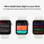 Новые приложения, циферблаты и виджеты: какой будет watchOS 8