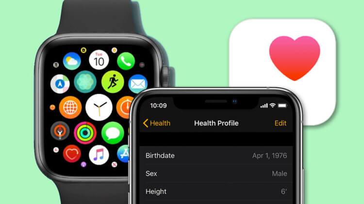 Вы можете удалить все данные здоровья на iPhone. Как это сделать