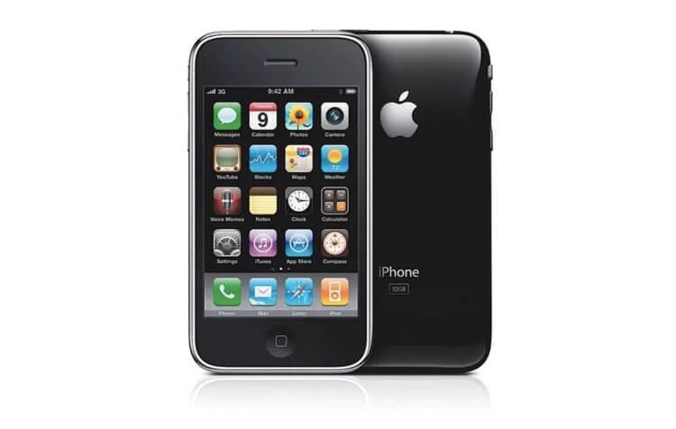 14 лет назад представили первый iPhone. Каким он был?