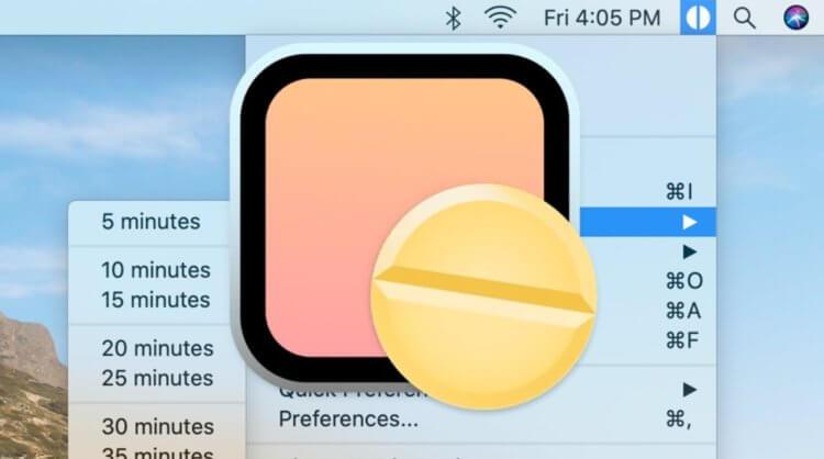 Apple обвинила приложение Amphetamine в нарушении правил App Store из-за названия и иконки