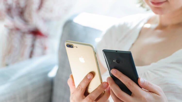 Почему iPhone дешевеют медленнее Android-смартфонов