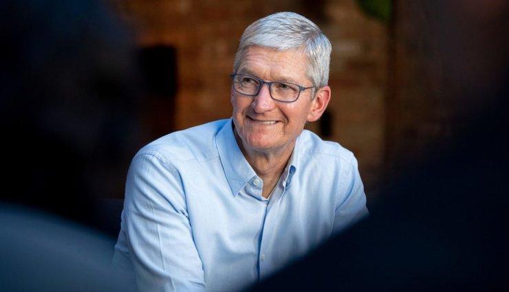 Тим Кук: 13 января Apple сделает большой анонс