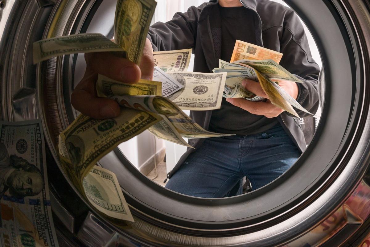 55% случаев отмывания криптовалюты связаны с 270 адресами