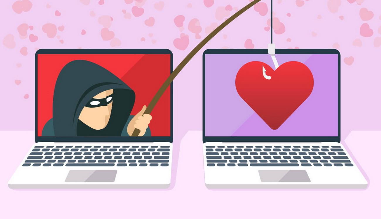С Днем святого Валентина было связано более 400 фишинговых кампаний в неделю