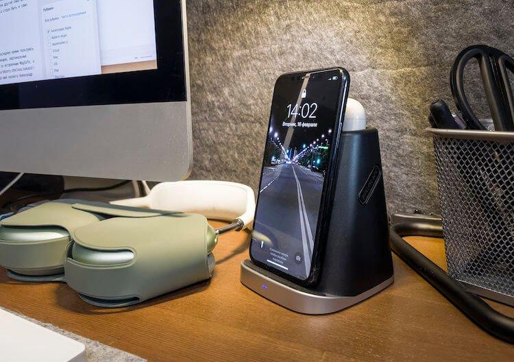 Можно ли покупать китайскую беспроводную зарядку для iPhone