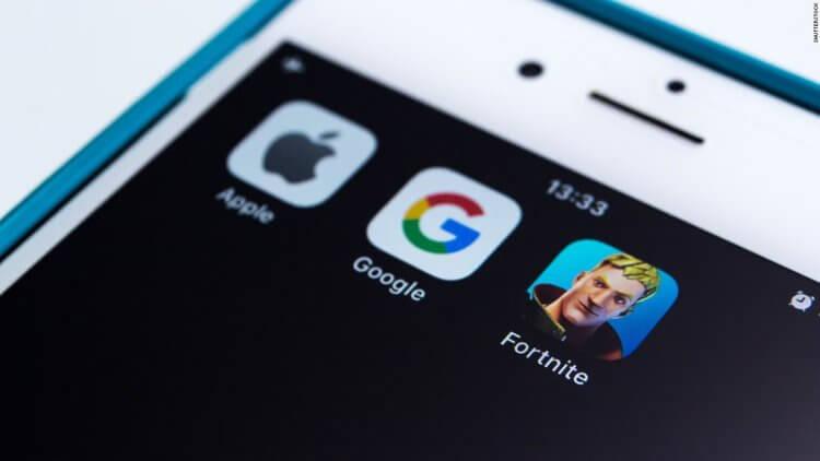 Проект «Свобода»: В Epic рассказали, как готовились к битве с Apple за Fortnite