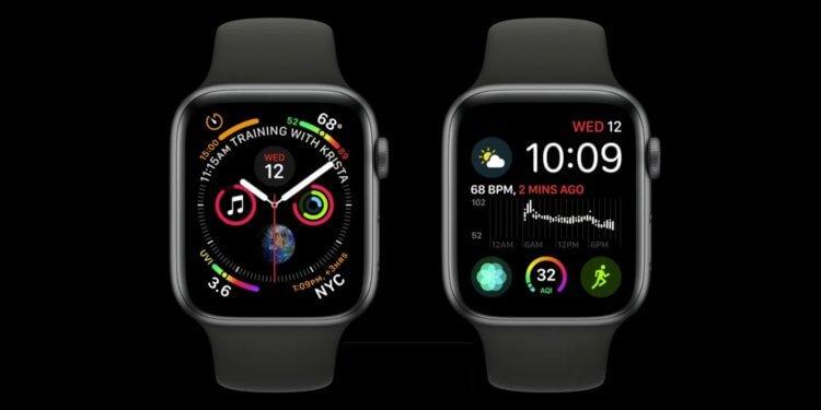 Как продлить заряд на iPhone или Apple Watch? Поставьте темные обои!