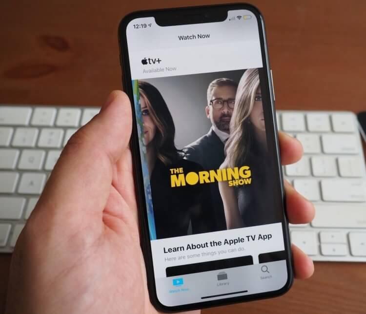 Когда-нибудь Apple придется брать деньги за Apple TV+. Но когда?