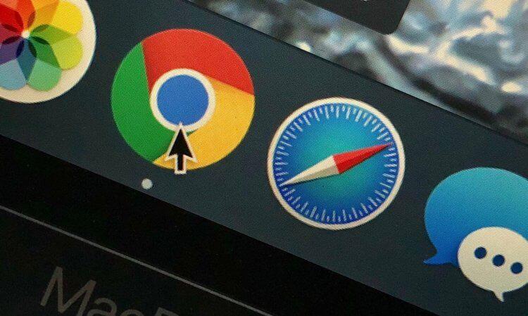 Google Chrome расходует в 10 раз больше оперативки, чем Safari