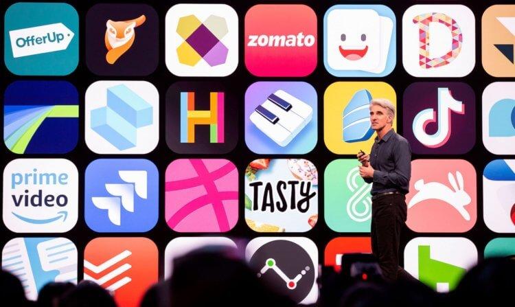 iPhone убьёт отсутствие аналогов App Store, а не их появление